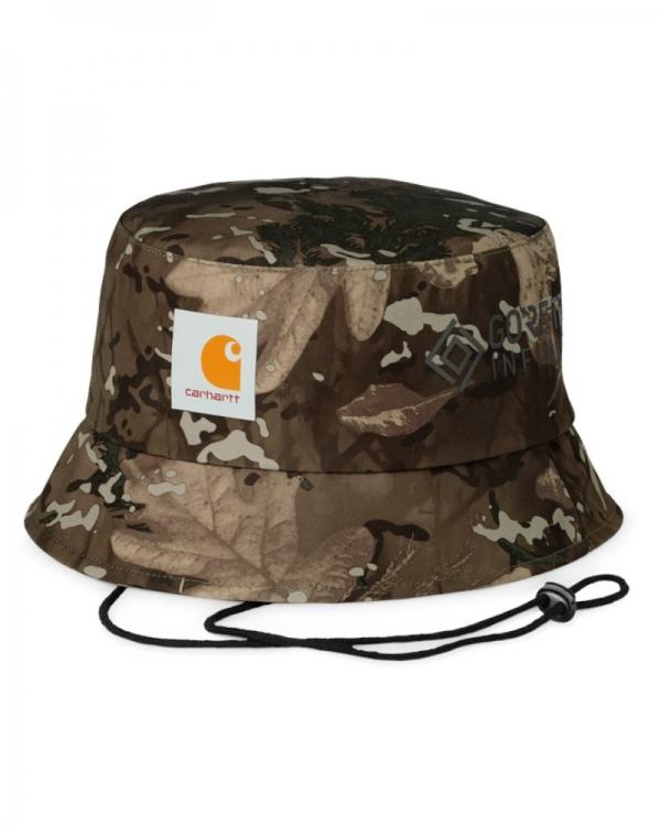 Carhartt WIP Gore Tex Line Bucket Hat (camo combi)