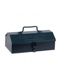 Carhartt WIP Script Tool Box Metal (admiral)