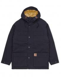 Carhartt WIP Mentley Jacket (dark navy)