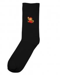Dedicated X Nintendo Super Mario Socken (black)