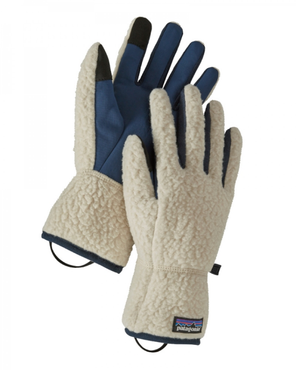 Patagonia Retro Pile Handschuhe (pelican)