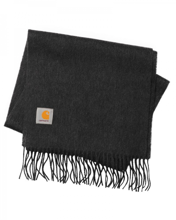 Carhartt WIP Clan Scarf (dark grey heather)