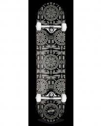 Inpeddo Black Carpet Standard Komplett Skateboard 8.25 Inch (black)
