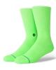 Stance Icon Socken (neon green)
