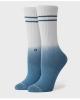 Stance Uncommon Dip Crew Socken (baby blue)