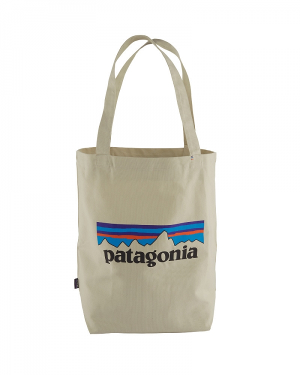 Patagonia Market Tote (p6 logo/bleached stone)