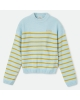 Brixton W Hilt Sweater (crystal blue)