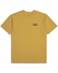 Brixton Truss T-Shirt (antique gold)