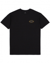 Brixton Rampant T-Shirt (black)