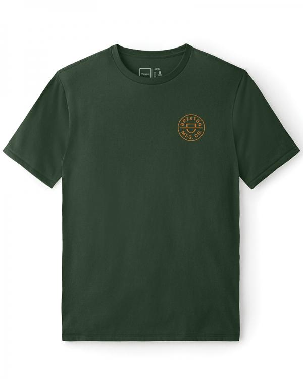 Brixton Gondola X T-Shirt (hunter green)