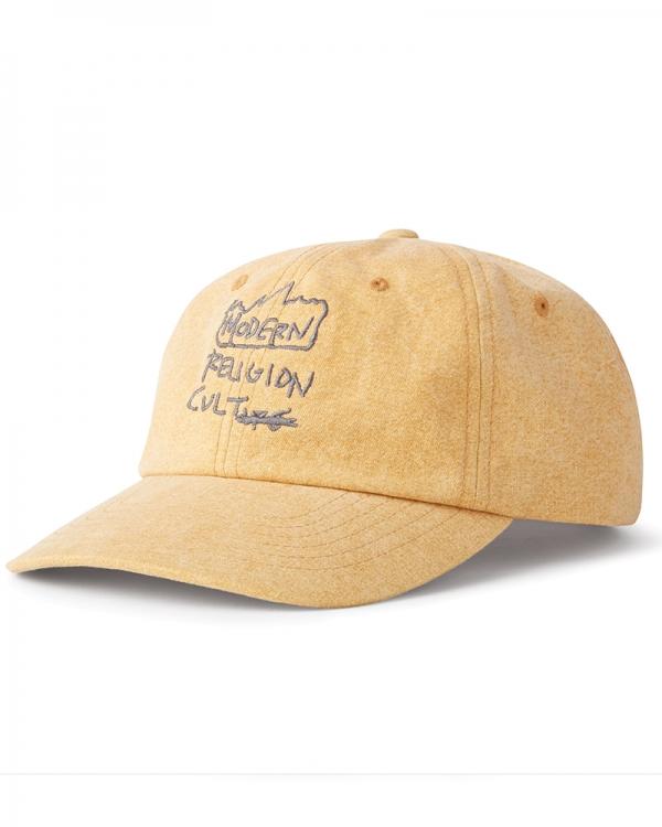 Brixton BB Modern Cult Cap (yellow)