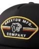 Brixton Rampant Mesh Cap (black)