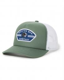 Brixton Rampant Mesh Cap (silver pine/white)