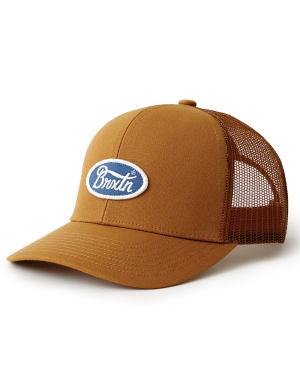 Brixton Parsons X Mesh Cap (copper)