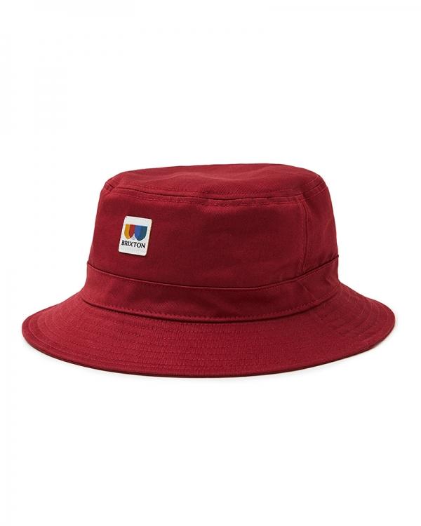 Brixton Alton Packable Bucket Hat (cowhide)