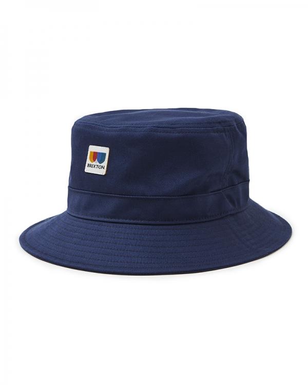 Brixton Alton Packable Bucket Hat (joe blue)