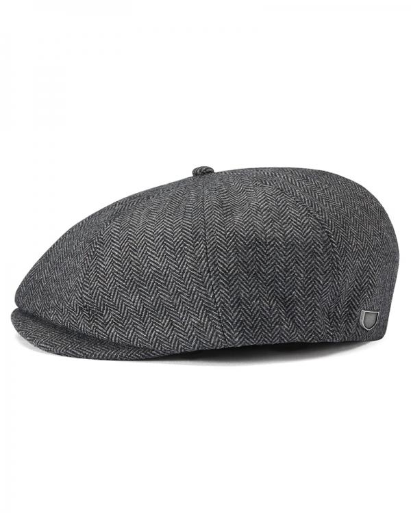 Brixton Brood Schieber (grey/black)
