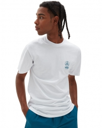 Vans Three Points T-Shirt (white)