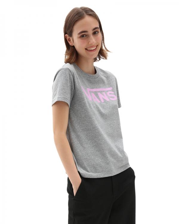 Vans Flying V Crew T-Shirt (cement)