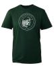 Schichtwechsel Stadtindianer T-Shirt (forest green)