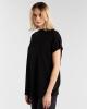 Dedicated Top Flor T-Shirt (black)