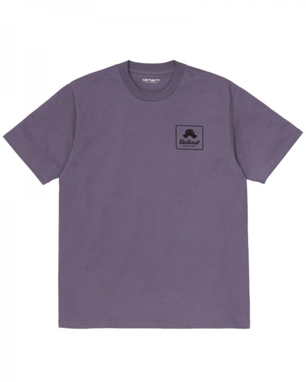 Carhartt WIP Peace State T-Shirt (provence/black)