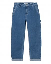 Carhartt WIP W Pierce Pant (blue stone washed)