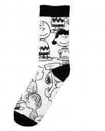 Dedicated Peanuts Socken (white)