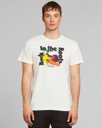 Dedicated Stockholm The Roots T-Shirt (off white)