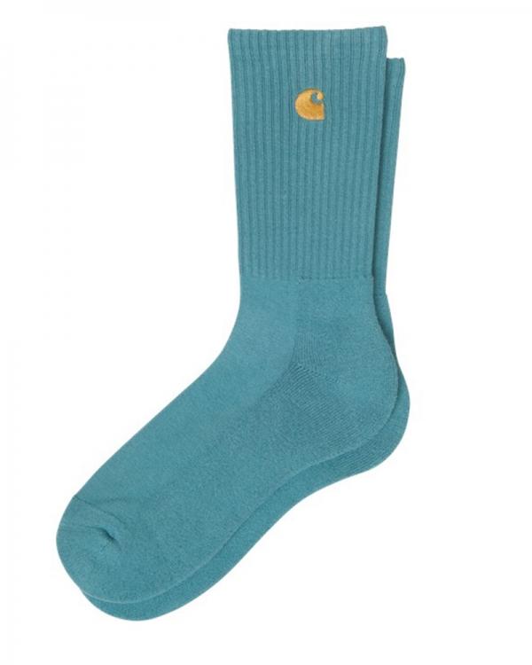 Carhartt WIP Chase Socken (hydro/gold)