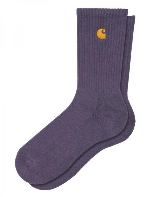Carhartt WIP Chase Socken (provence/gold)