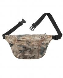 Carhartt WIP Payton Hip Bag (camo combi dessert/black)