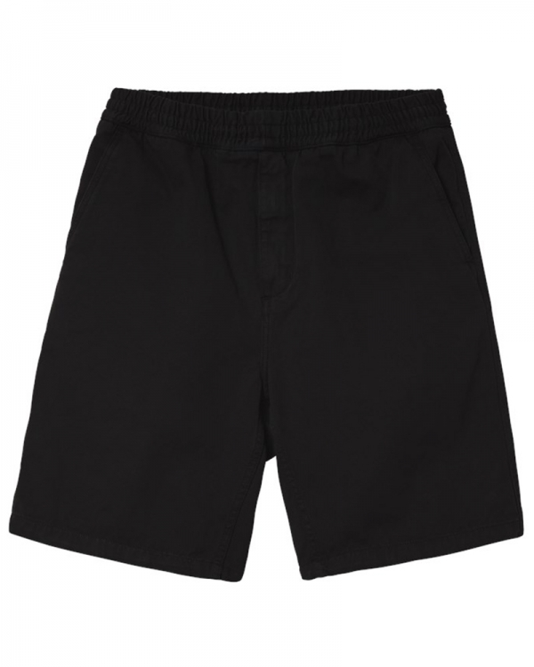 Carhartt WIP Carson Short (black stone washed)
