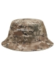 Carhartt WIP Script Bucket Hat (camo combi dessert/white)