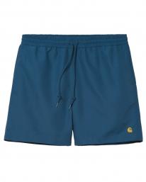 Carhartt WIP Chase Swim Trunks (shore/gold)