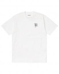 Carhartt WIP Misfortune T-Shirt (white)
