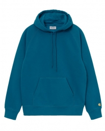 Carhartt WIP Chase Hoodie (corse/gold)