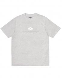 Carhartt WIP Data T-Shirt (ash heather)