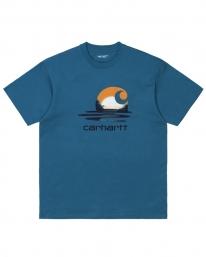 Carhartt WIP Lagoon C T-Shirt (shore)