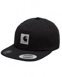 Carhartt WIP Hurst Cap (black)