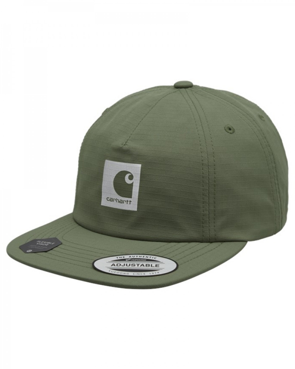 Carhartt WIP Hurst Cap (dollar green)