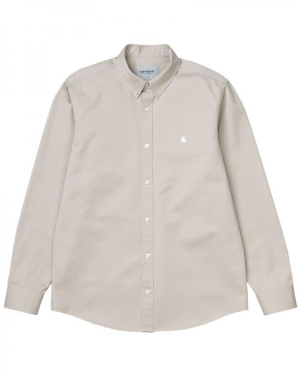 Carhartt WIP Madison Hemd (glaze/wax)