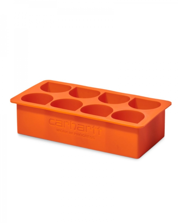 Carhartt WIP C Logo Ice Cube tray (orange)
