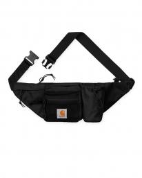 Carhartt WIP Delta Hip Bag (black)