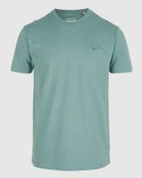 Cleptomanicx Ligull Regular T-Shirt (north atlantic)