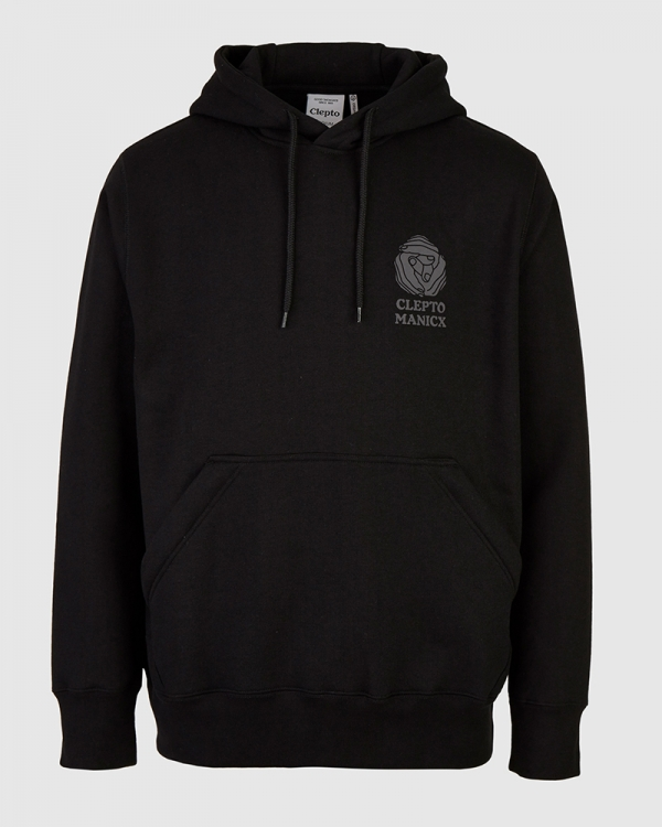 Cleptomanicx Together Hoodie (black)