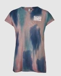 Cleptomanicx Hippies Girls T-Shirt (white)