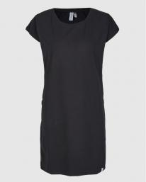 Cleptomanicx Organicx 2 Dress (black)
