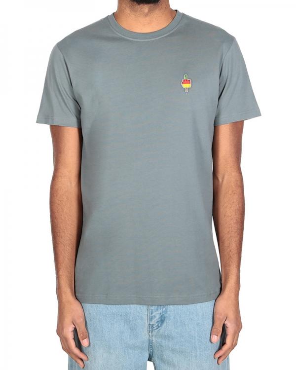 Iriedaily Flutscher T-Shirt (steelgrey)