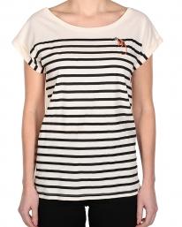 Iriedaily Munkey Stripe T-Shirt (vanilla)